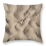 Extraterrestrial Throw Pillow by Luke Moore