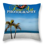 Eye On Fine Art Photography June Cover Throw Pillow by Mike Nellums