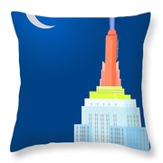 Fables And Fairy Tales Throw Pillow by Nishanth Gopinathan