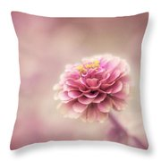 Fairytale Ending Throw Pillow by Amy Tyler