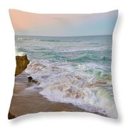 Falling In Love Throw Pillow by Olga Hamilton