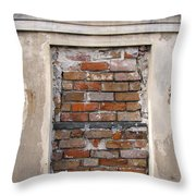 Final Resting Place Throw Pillow by Beth Vincent