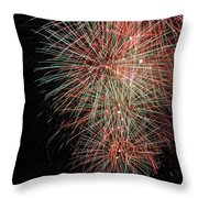 Fireworks6500 Throw Pillow by Gary Gingrich Galleries