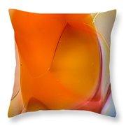 Fleeting Throw Pillow by Omaste Witkowski