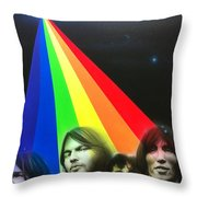 'floyd' Throw Pillow by Christian Chapman Art