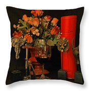For A Special Occasion Throw Pillow by John Stuart Webbstock