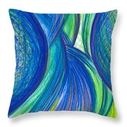 Fun With Ideas Throw Pillow by Kelly K H B