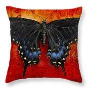 Garden Collection Throw Pillow by Elena Nosyreva
