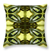 Glass Art 01 Throw Pillow by Ester  Rogers