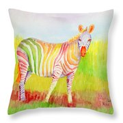Glory Throw Pillow by Rhonda Leonard
