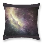 Halley 2 Throw Pillow by Cynthia Lassiter