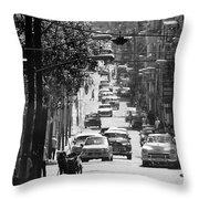 Havana 25c Throw Pillow by Andrew Fare