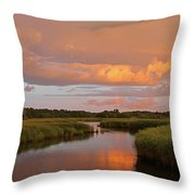 Heaven on Earth Throw Pillow by Juergen Roth