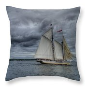 Heritage  Throw Pillow by Alana Ranney