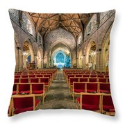 Hidden Gem Throw Pillow by Adrian Evans