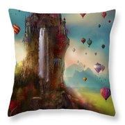 Hinchangtor Throw Pillow by Aimee Stewart