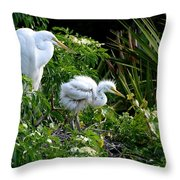 I Think I Can Throw Pillow by Jodi Terracina