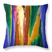 I Will Never Leave You Throw Pillow by Anthony Falbo