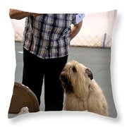 If You Say So Throw Pillow by Maria Urso