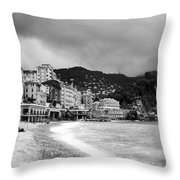 In A Dream.... Throw Pillow by Ivy Ho