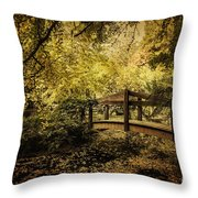 In Wonder Throw Pillow by Andrew Paranavitana