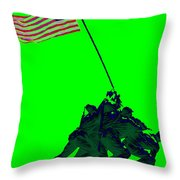 Iwo Jima 20130210p180 Throw Pillow by Wingsdomain Art and Photography