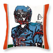 Joe Southwick Throw Pillow by Jeremiah Colley