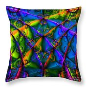 Journey 20130511v1 Square Throw Pillow by Wingsdomain Art and Photography