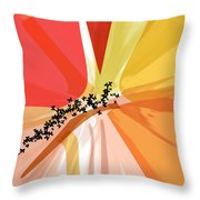 Just a Phase Throw Pillow by Diana Angstadt