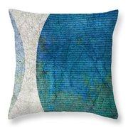 Keep Me Company Throw Pillow by Brett Pfister