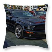 Kitt 2008 Throw Pillow by Tommy Anderson