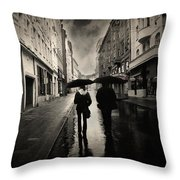 Koblizna Throw Pillow by Taylan Apukovska