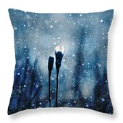 Le Centre De L Attention - S02-01at3 Throw Pillow by Variance Collections