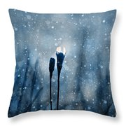 Le Centre de l Attention - s02-01at3b Throw Pillow by Variance Collections
