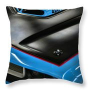 Legacy By Petty Throw Pillow by Gordon Dean II