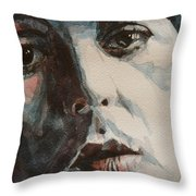 Let Me Roll It Throw Pillow by Paul Lovering