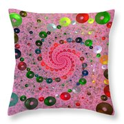 Life Savers Throw Pillow by Sandy Keeton