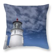 Light in the Sky Throw Pillow by Jon Glaser