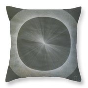 Light is Pi  The shape of Pi Throw Pillow by Jason Padgett