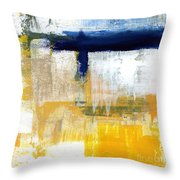 Light Of Day 2 Throw Pillow by Linda Woods