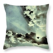 Like I Said... I Will Be Always Here For You... Throw Pillow by Marianna Mills