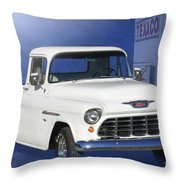 Lost In The 50s Throw Pillow by Betty LaRue