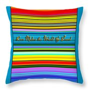 Love Throw Pillow by Chuck Staley