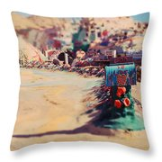 Love Letters Throw Pillow by Laurie Search