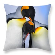 Love Throw Pillow by Tony Beck