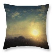 Lovelorn Throw Pillow by Taylan Soyturk