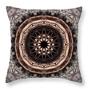 Loving Nature Throw Pillow by Hanza Turgul