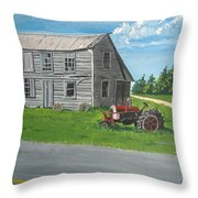 Memories... Throw Pillow by Norm Starks