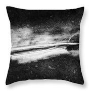 Memory Fade Throw Pillow by Matthew Blum
