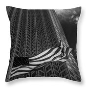 Miami Southeast Financial Center Throw Pillow by Rene Triay Photography